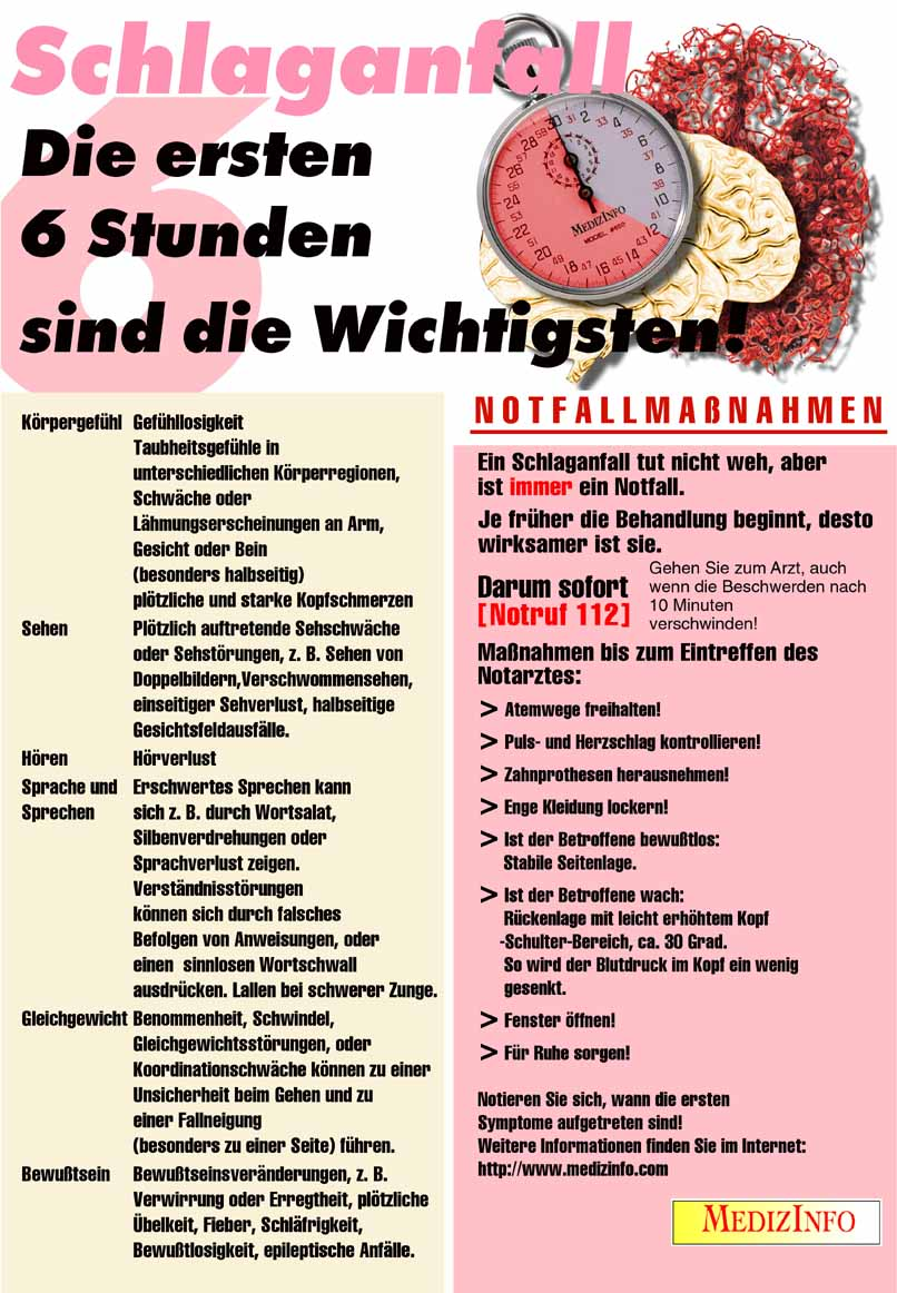 hand syndrom schlaganfall